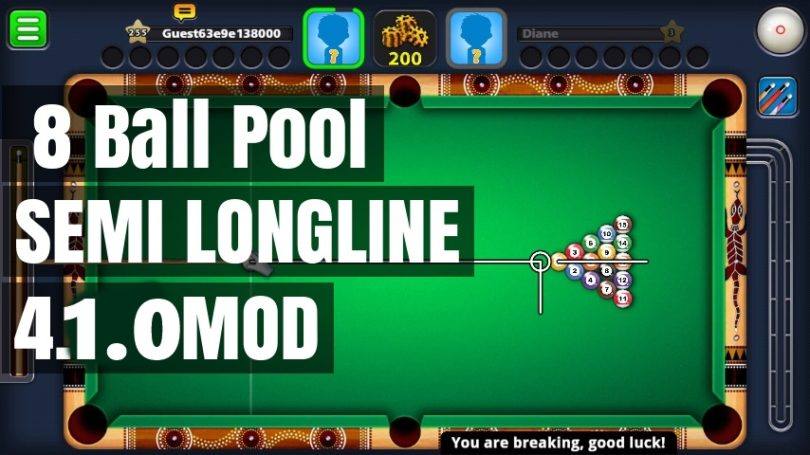 8 ball pool hack application download