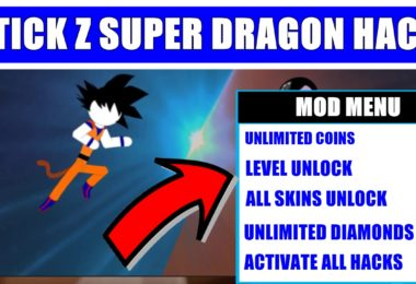 stick z super dragon fight mod apk